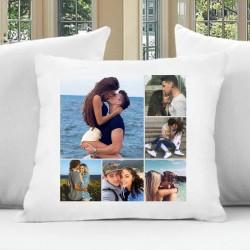 Pernă personalizată cu 6 poze
