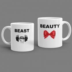 Cani beast si beauty pentru...