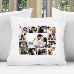 Pernă personalizată cu 13 poze