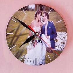Ceas personalizat cu o poză
