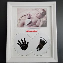 Ramă foto nou nou nascuti...