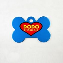 Medalion personalizat cu...