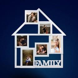 Ramă foto family cu 6 poze...