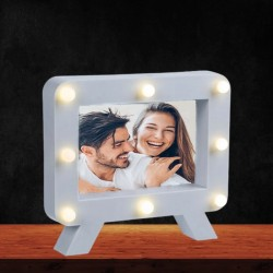 Rama foto cu LED...