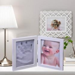 Ramă amprentă bebe cu o poză