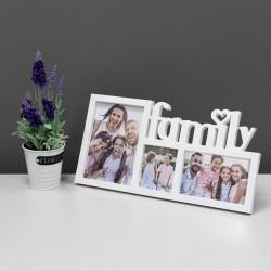 Ramă foto de birou - Family