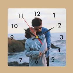 Ceas personalizat cu o poză...