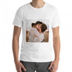 Tricou personalizat cu o poză