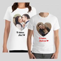 Tricouri pentru cupluri -...