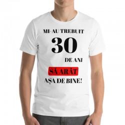 Tricou personalizat - Mi-au...