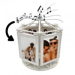 Rama foto carusel muzical -...