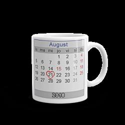 Cana - Model calendar